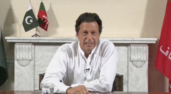 Imran khan victory speech