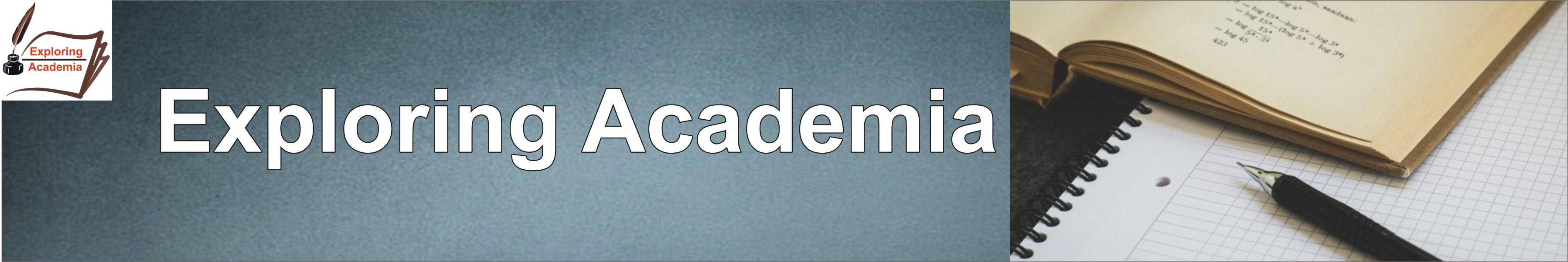 Exploring Academia