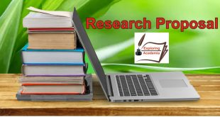 What should be included in the Research Proposal?